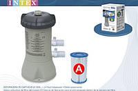 Картриджный фильтр насос Intex 28604, 2006 л/ч, тип А, фото 2