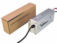 Блоки питания 220В/24В в герметичном корпусе (IP65)