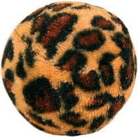 4109 Trixie Набор леопардовых мячиков, 4 шт