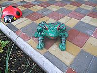 """Садовая скульптура, декор для сада """"Лягушка"""" от производителя. Товары для детей Днепропетровск."""