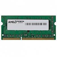 Память для ноутбука AMD Radeon DDR4 2133MHz 8GB SO-DIMM Bulk (R748G2133S2S-UO)