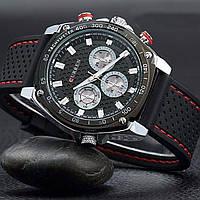 """Часы мужские наручные """"Curren"""" Кварцевый японский механизм, фото 1"""