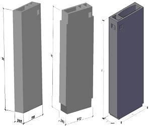 Вентиляционные блоки