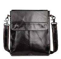 Наплечная сумка Мессенджер для мужчин, натуральная кожа BEXHILL (L009)