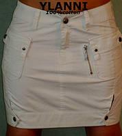 Молодёжная юбка недорого Ylanni 8038