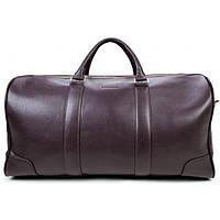 Дорожная сумка для мужчин Blamont в темно коричневом цвете (Bn104C)