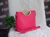 "Сумка ""Louis Vuitton"" розовая."