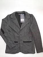 Пиджак трикотажный для мальчика BLUELAND