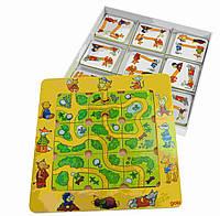 Goki Развивающая игра Найди дорогу 56944