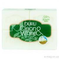 Дуру хозяйственное мыло 4*125 /Белое