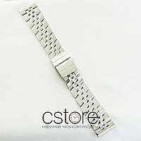 Браслет Breitling серебро 24х20мм (07152)