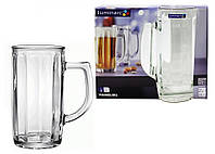 Набор кружек для пива Luminarc Hamburg 330мл. 2шт