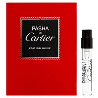 Cartier Pasha Noire EDT 1.5ml VIAL (ORIGINAL)