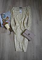 Новое короткое кружевное платье Select