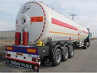 Автоцистерна DOĞAN YILDIZ 65м3 для жидкого нефтянного газа