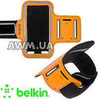 "Спортивный чехол на руку Belkin 5"" оранжевый"