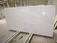 Polaris Standart бело-серый мрамор 20 мм