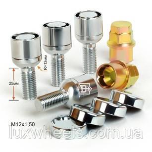 Комплект болтов секр.  M12X1,50X25
