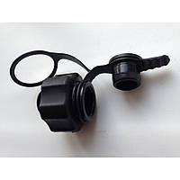 Клапан универсальный для надувных матрасов, кроватей Intex 10651 2 в 1