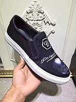 Philipp Plein обувь - слипоны