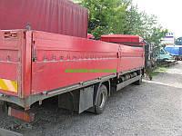 Кузов платформа для грузовых MAN, Mercedes MAN, Mercedes (торг уместен)