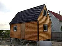 Дачный домик.