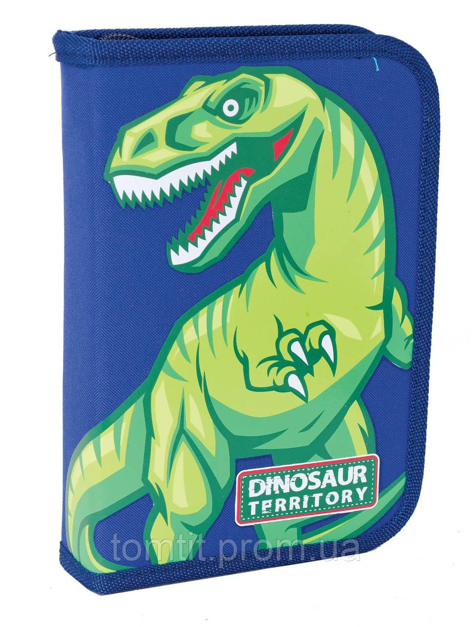 """Пенал - книжка Dinosaur 531429, ТМ """"YES"""""""