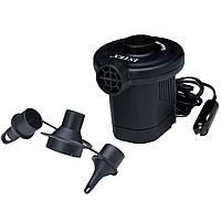 Электрический насос для надувных изделий от прикуривателя Intex 66626