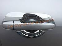 Накладки под ручки (мыльнички) из АБС пластика Libao на Toyota RAV4 2006-2010