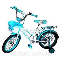 Велосипед двухколесный детский Azimut Kiddy 18