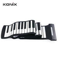 Клавиатура фортепьяно клавиши портативные Konix MD88S 88 клавиш