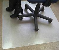 """Коврик под кресло для защиты пола """"Шагрень"""" 2мм 1000*2000мм Антискользящий"""