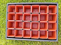 Поддон для установки емкостей для рассады, кактусов, цветов