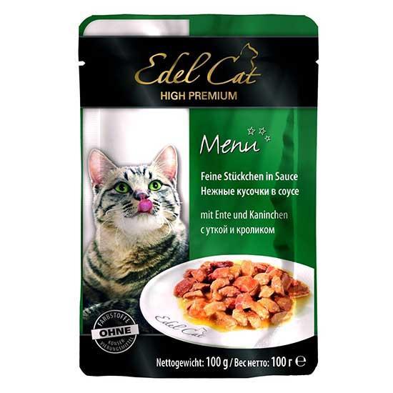 Нежные кусочки в соусе для котят
