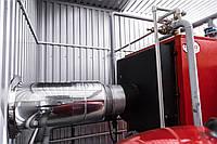 Котлы промышленные на твердом топливе