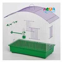Клетка омега для птицы краска 66*32*62 Лори