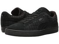 Мужские кроссовки PUMA Suede On Suede Black