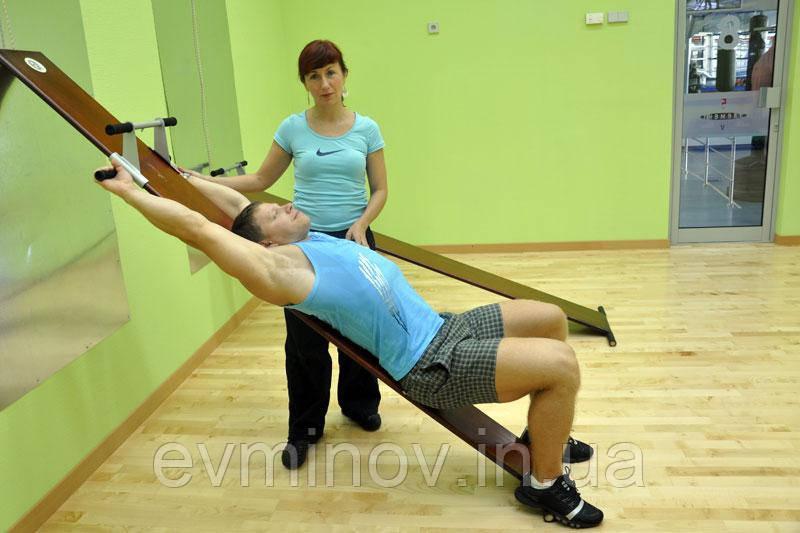 Профилактор Евминова при грыжах,протрузиях,остеохондрозе