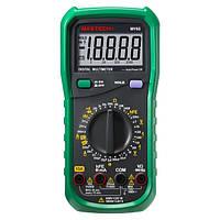 Mastech MY65 Цифровой мультиметр DCV, ACV, DCA, ACA, R, C, F