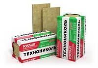 Базальтовый утеплитель ТЕХНО РОКЛАЙТ плита 1200х600х50 (100) мм, фото 1