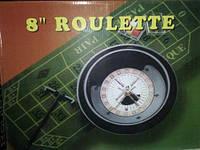 Казино RU-8, рулетка, 8, в кор.   (100141345)