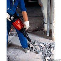 Демонтаж цементнопесчанной стяжки (до 100 мм)