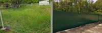 Какой выбрать забор? Забор из профнастила или забор из сетки рабицы?