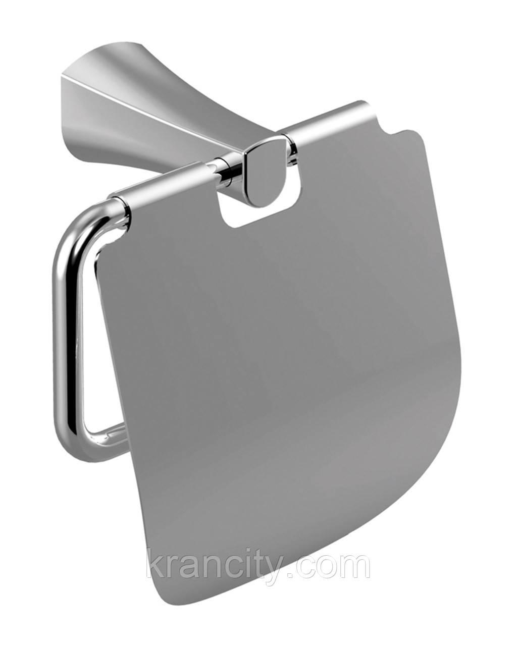 Держатель для туалетной бумаги, IMPRESE 140280 stribro CUTHNA