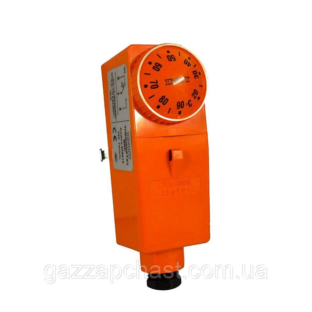 Термостат накладной регулируемый IMIT BRC: 20-90ºС, 16А, 250В (545610)