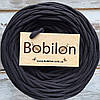 Толстая пряжа Бобилон 5-7 мм, цвет сумерки