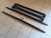Рейлинги Рендж Ровер Спорт L320 черные с перемычками