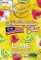 Vegas Malaysia Girl - 30 мл VG/PG 70/30