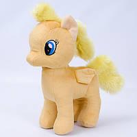 """Пони муз. """"Яблочко"""" """"My Little Pony"""", 003 (5), желтая, 30*15см"""