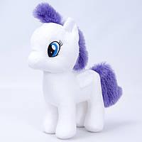 """Пони муз. """"Рарити"""" """"My Little Pony"""", 003 (1), белая, 30*15см"""